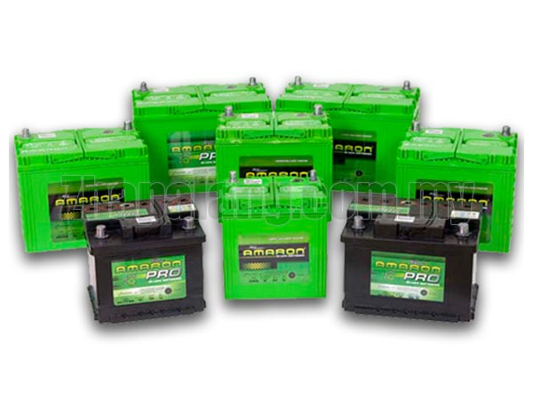Amaron HI LIFE Series MF Car Battery DIN55L/DIN55R
