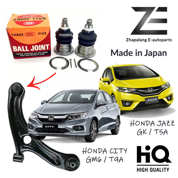 Original 555 Ball Joint Honda City GM6 / T9A Jazz GK / T5A SB-H522