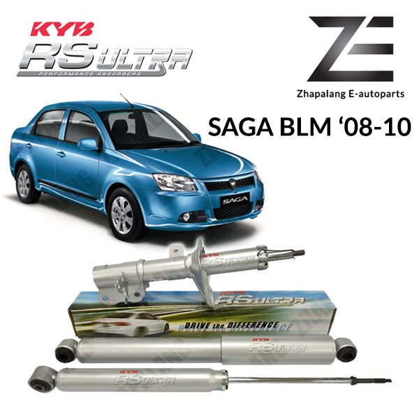 Kayaba RS Ultra Proton BLM '08-10 Absorber Front and Rear