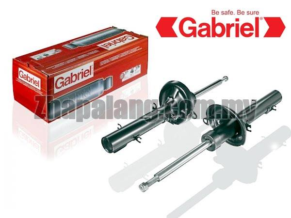 Gabriel/Caston Gas Shock Absorber for Mazda Lantis Rear - LH