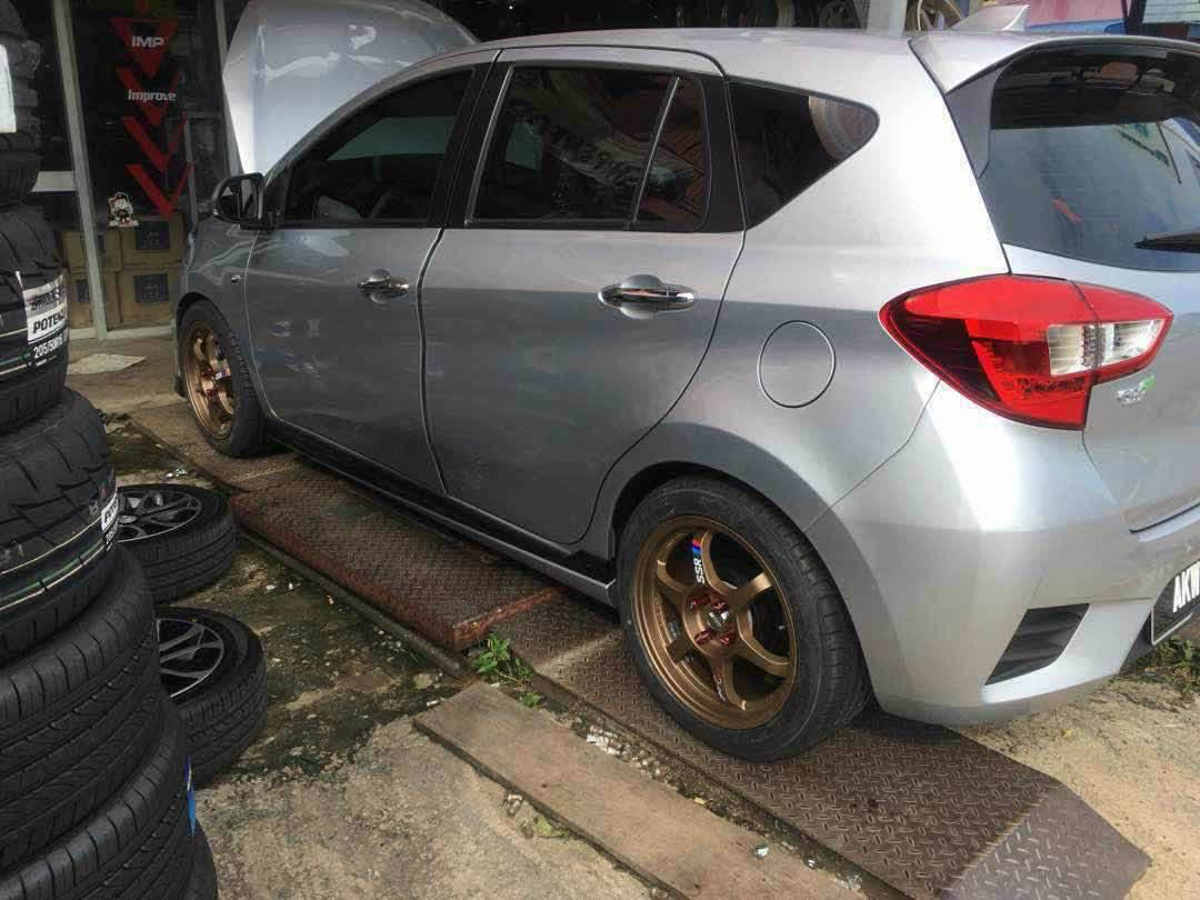 IMP(Improve) Lowered Spring for All-New Perodua Myvi 2018 - Image 2