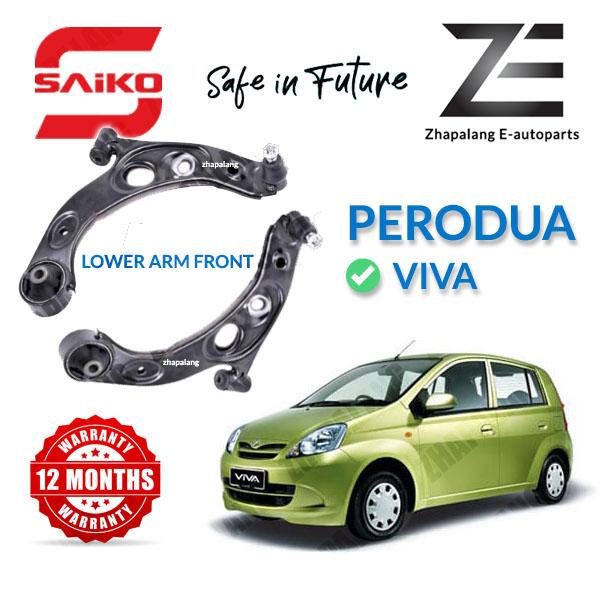 [Pair]Perodua Viva Saiko Lower Arm Front