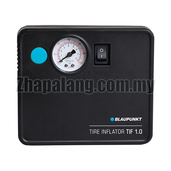 Blaupunkt 12V Portable Tyre Inflator TIF1.0