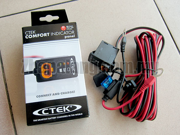 CTEK Comfort Indicator Panel M8 3.3M