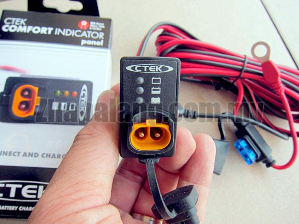 CTEK Comfort Indicator Panel M8 3.3M - Image 2