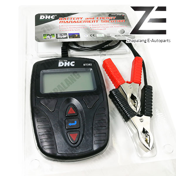 DHC BT 282 Car Battery Tester / Intelligent Battery Tester (Battery & Electrical System Analyzer)