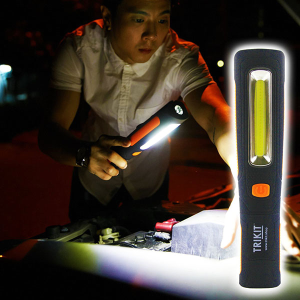 Trikit iTorch™ (rechargeable) Mechanic Magnetic Working Lamp