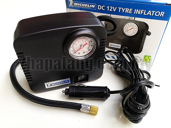 Michelin DC 12V Portable Tyre Inflator