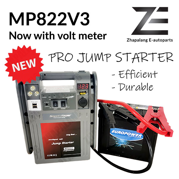 MP822V3 Intelligent Jumpstart with AC power System