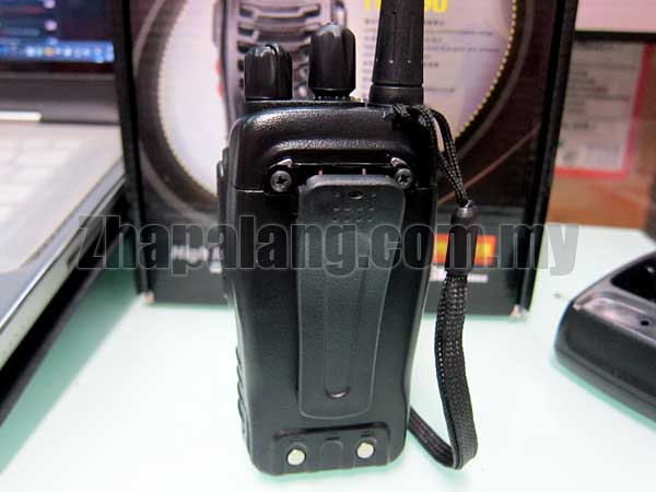 RYT TC-390 Portable Radio UHF 400 - 470 Mhz 16CH 5W CTCSS/DCS Walkie Talkie - Image 3