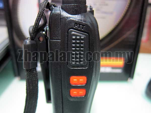 RYT TC-390 Portable Radio UHF 400 - 470 Mhz 16CH 5W CTCSS/DCS Walkie Talkie - Image 4