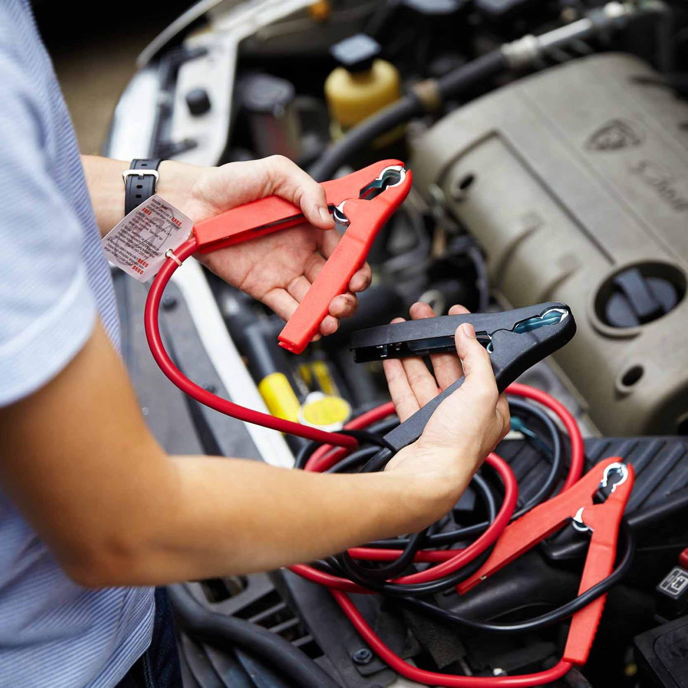 Trikit JumpStart Cables (petrol vehicles)
