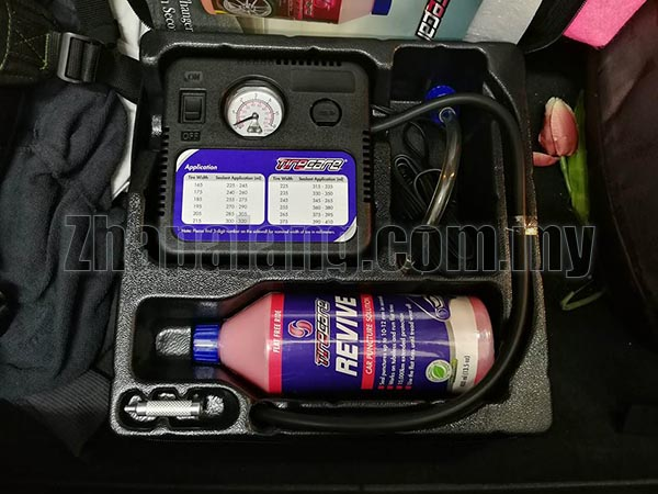 TyreCare Car Tyre Puncture Repair Kit - Image 2