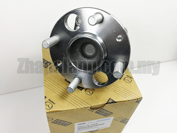 Mazda 2 Second Quality Rear Wheel bearing Assy