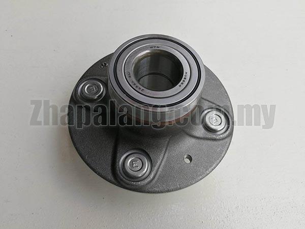 NSK Rear Wheel Bearing Set for Proton Saga FLX - Image 2