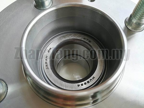 NSK Rear Wheel Bearing Set for Proton Saga FLX - Image 3