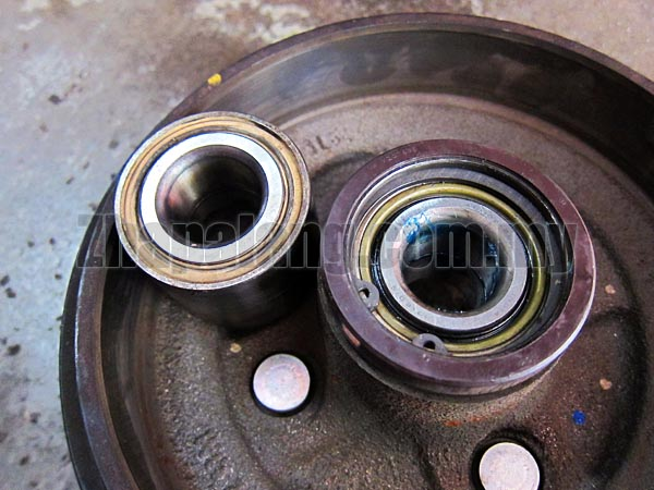 Genuine Suzuki Rear Wheel Bearing for Alto - Image 4