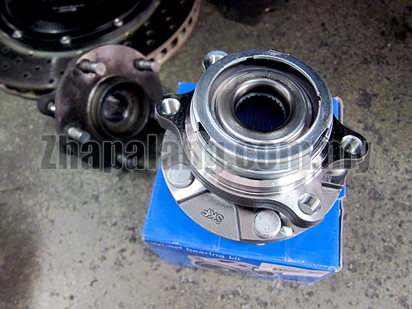 SKF Front Wheel Bearing Hub Assembly for Nissan - Image 1