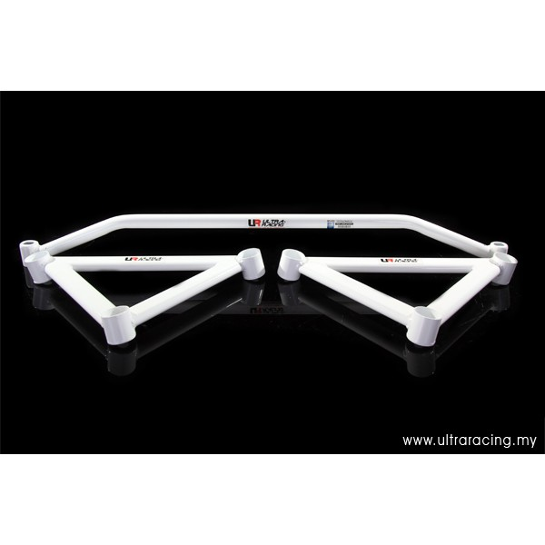ULTRA RACING TOYOTA ALPHARD 2.4'02 FRONTLOWER BAR 8 POINT