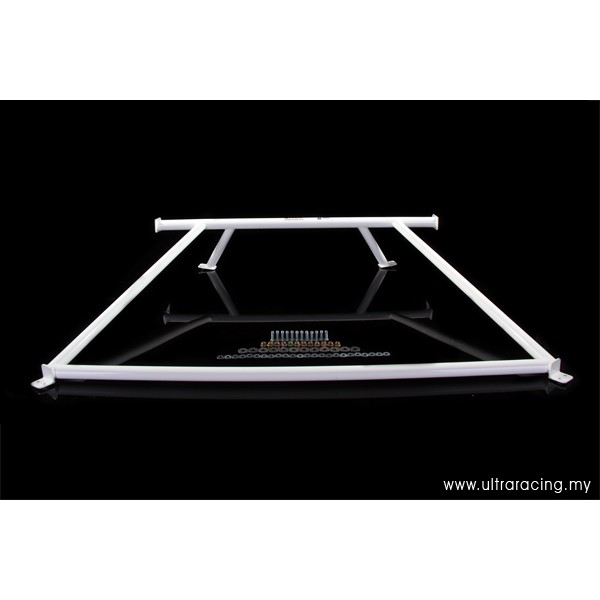 ULTRA RACING TOYOTA AE 86 (HATCHBACK) REAR BAR 6 POINT