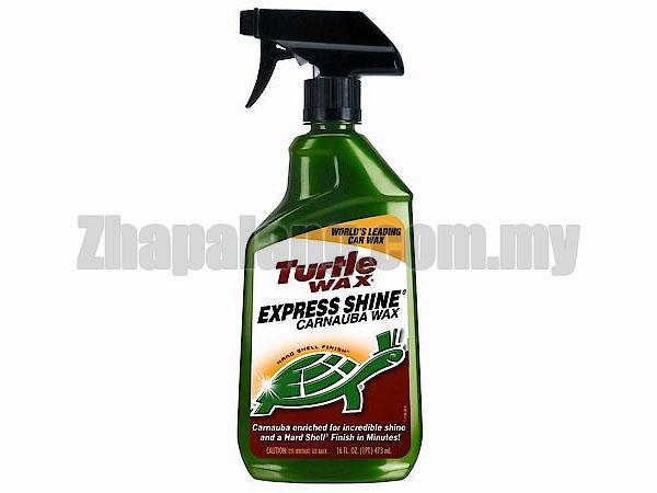 Turtle Wax Express Shine Spray Car Wax 473ml