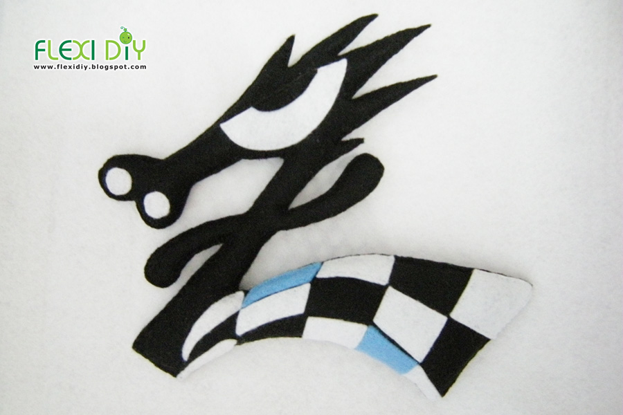 Zhapalang Motorsport Custom Made 2D Soft Toy