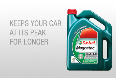 Castrol Magnatec Semi Synthetic 5W30 A5 4L