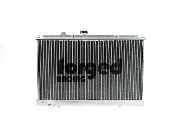 Forged Racing Aluminum Radiator  SAGA/ ISWARA C1/22 12V/ MMC FIORE 84'-92' (AT)