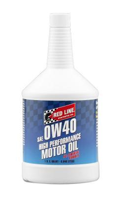 Redline 0W40 Motor Oil