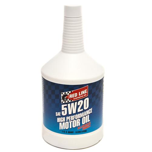 Redline 5W20 Motor Oil