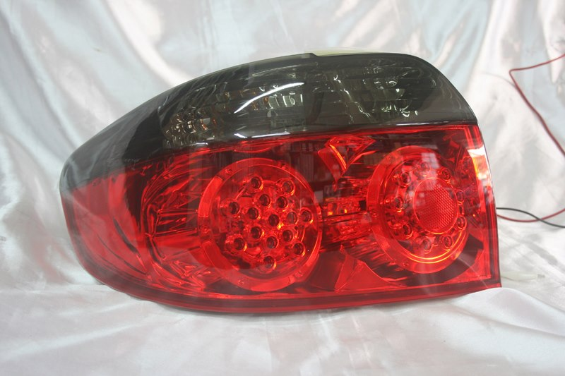 Toyota Vios 03 - 06  Red Smoke LED Tail Lamp