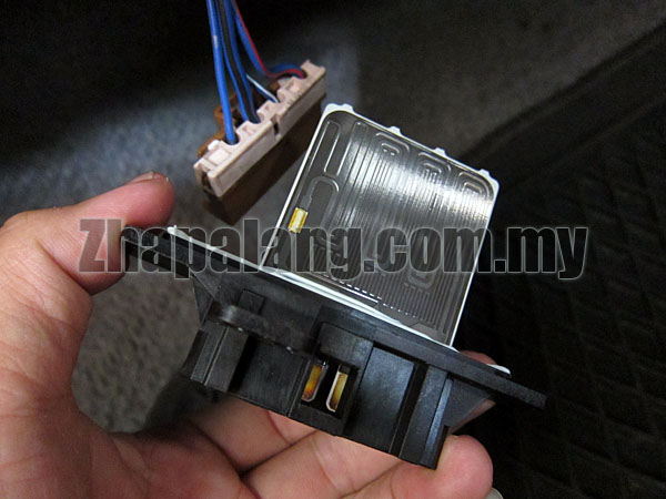 A/C Fan Speed Control Resistor Module for Nissan Sentra B14