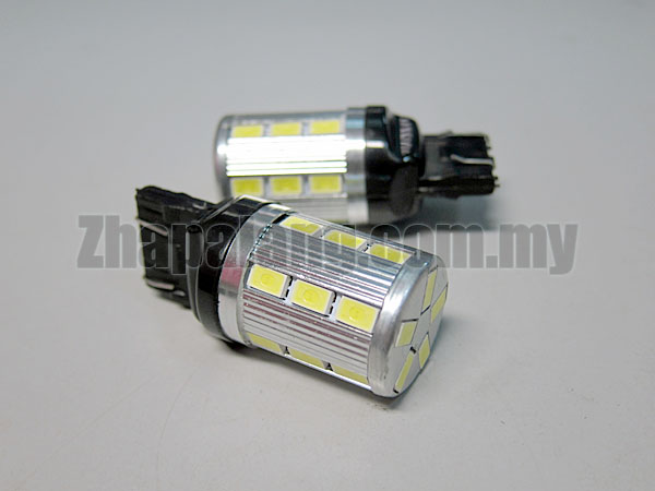 LED 7443 23SMD 5630 Car LED Bulb(Natural White)[T20 double filament]
