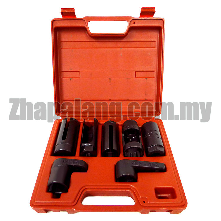 7Pcs Sensor & Sending Unit Socket Master Set