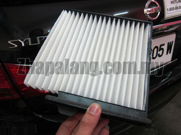 Air Cond Cabin Filter for Nissan Grand Livina/Sylphy