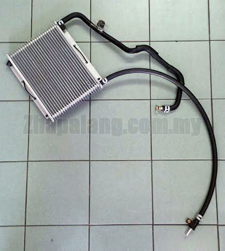 Aftermarket ATF Cooler Kit for Proton Perdana V6