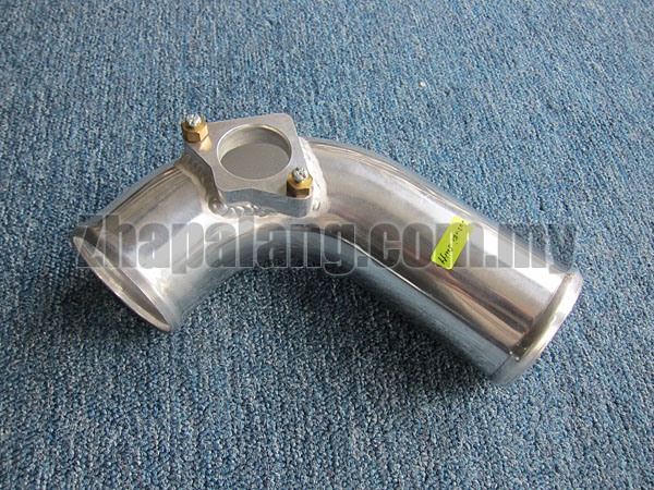 Aftermarket Air Intake Pipe(Chrome) for Suzuki Swift 1.5/1.6L '05-ON
