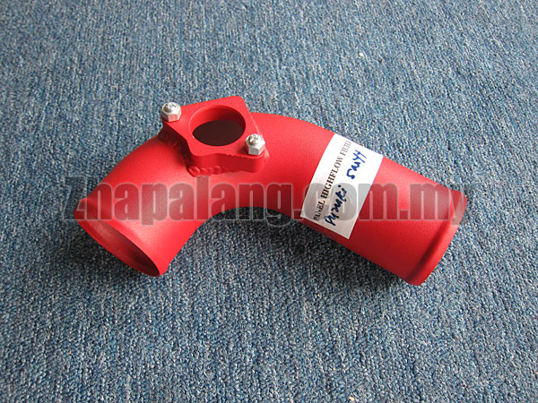Aftermarket Air Intake Pipe(Red Powder Coated) for Suzuki Swift 1.5/1.6L '05-ON