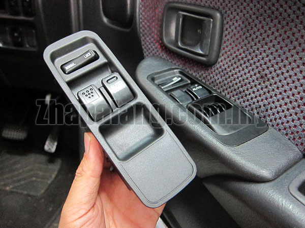 OEM Power Window Main Switch for Perodua Kelisa/Kenari/Kembara(non or DVVT) 2 Switch