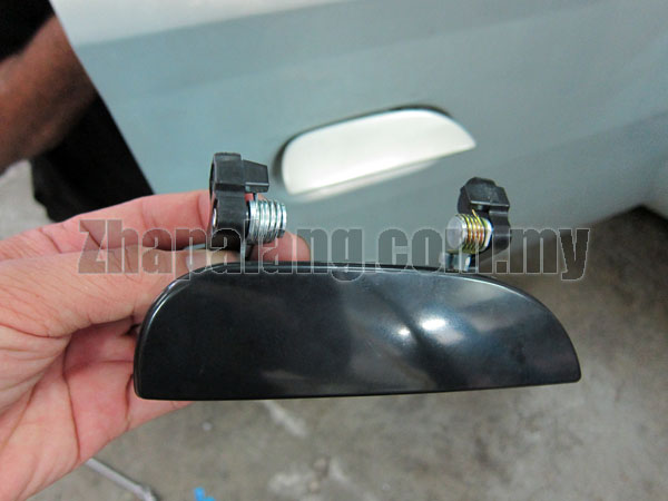 Perodua Viva Door Outer Handle FRH