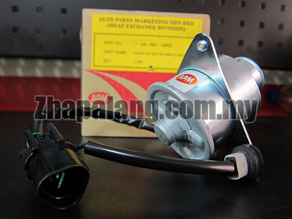 APM Radiator Fan Motor Wira(2 Pin)