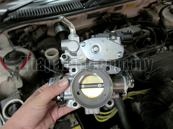 Original APM Wira 1.3/1.5 Mitsubishi Throttle Body Assy PW550483A