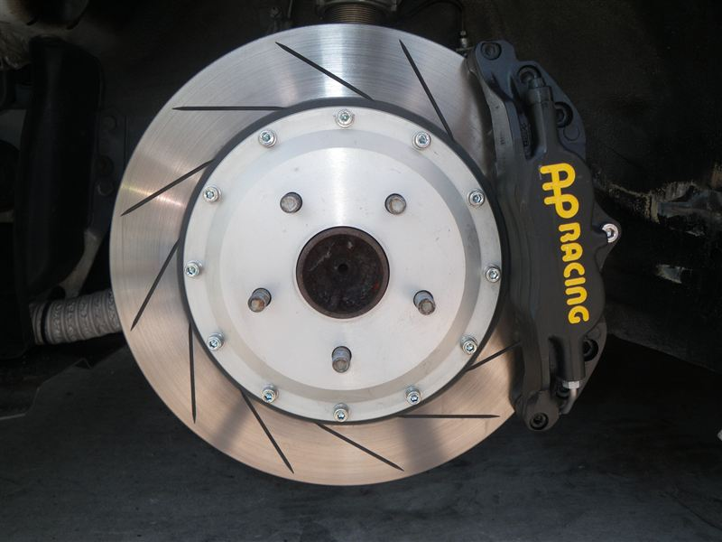 AP Racing Big 4-piston CP5200 Calipers with Ø330.0x28.0mm Rotors Complete Brake Kits for ALL makes/models