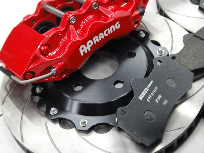 AP Racing Big 6-piston CP9040 Calipers with Ø362.0x32.0mm Rotors Complete Brake Kits for ALL makes/models
