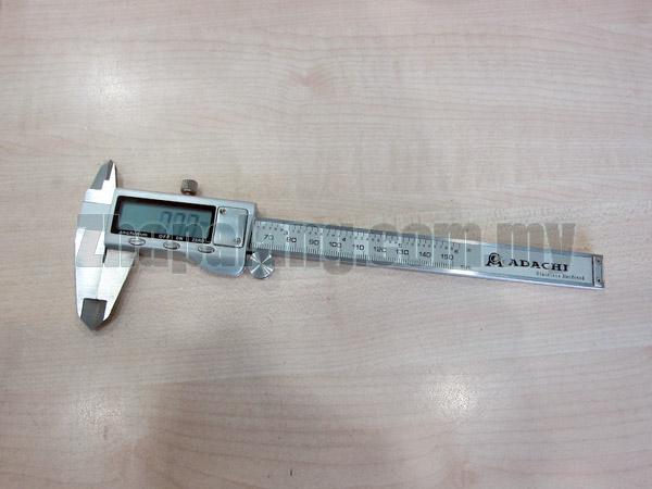 """Adachi 6"""" Digital Caliper"""