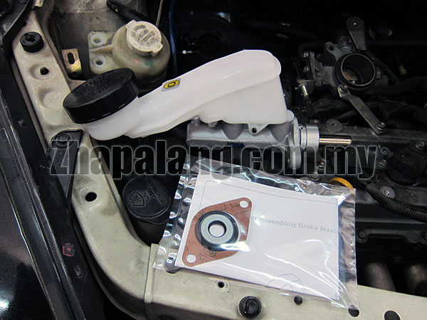 Advics Brake Master Cylinder Pump for Perodua Myvi