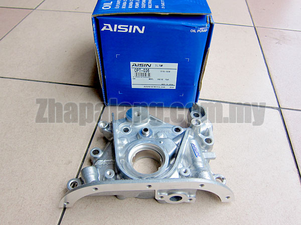 Aisin Oil Pump OPT-036 for Toyota 1.6L