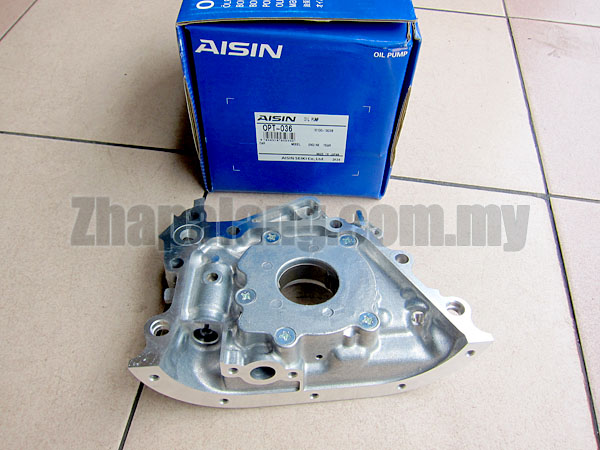 Aisin Oil Pump OPT-036 for Toyota 1.6L - Image 3