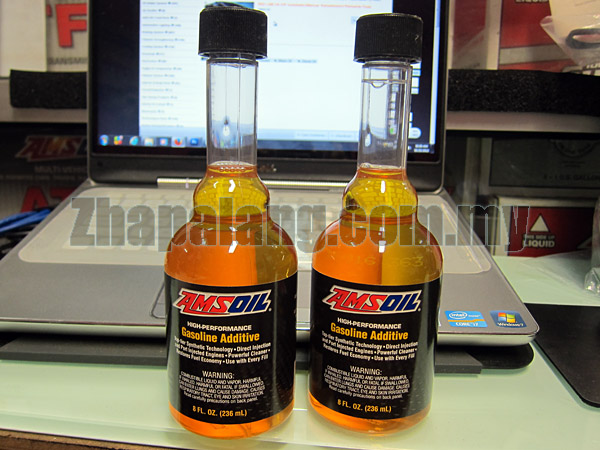 Amsoil High-Performance Gasoline Addictive 8oz