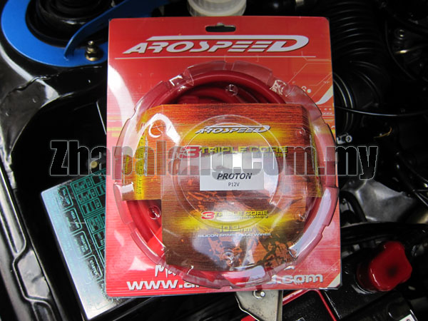 Arospeed 3 Core High Performance Plug Cable Proton 12V